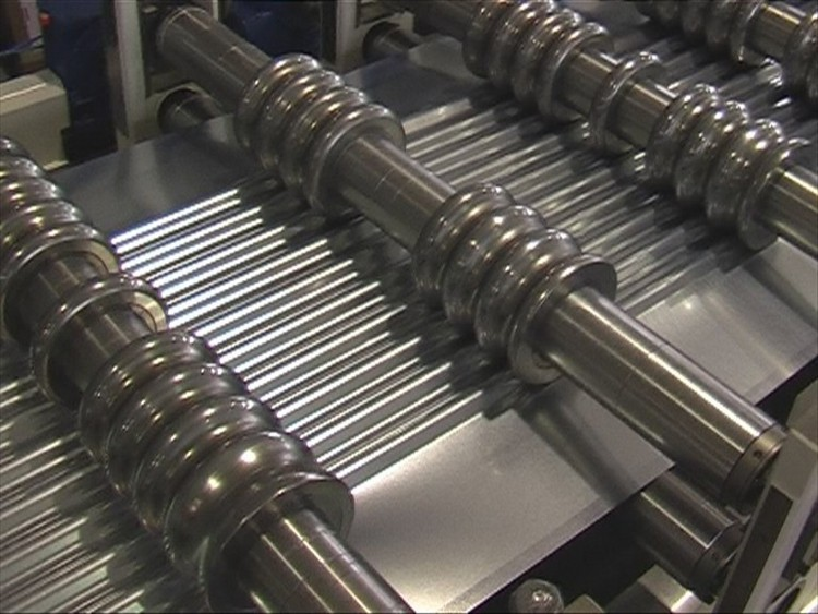 Импорт итальянского оборудования для производства профилей