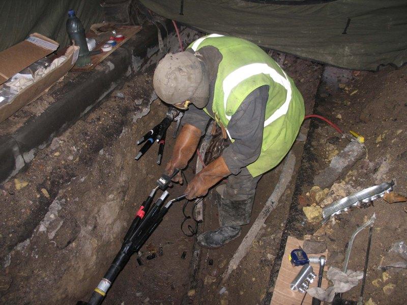 выпускается разнообразных как найти обрыв подземного кабеля вход парк