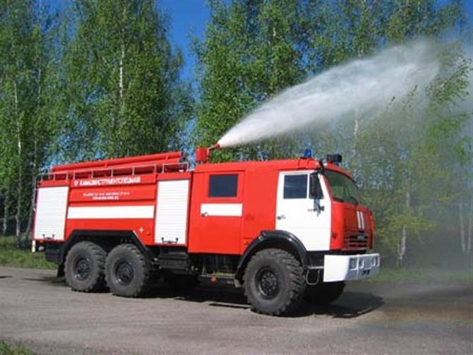 Доклад на тему пожарные машины 7375