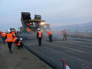 Как происходит строительство дорог