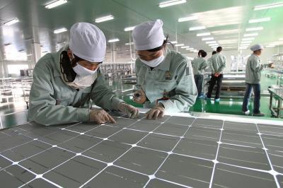 Перспективная идея для бизнеса – производство солнечных батарей