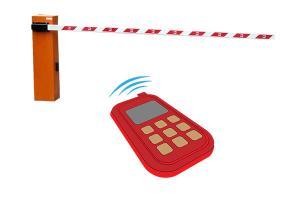 Открытие автоматических ворот звонком с мобильного телефона