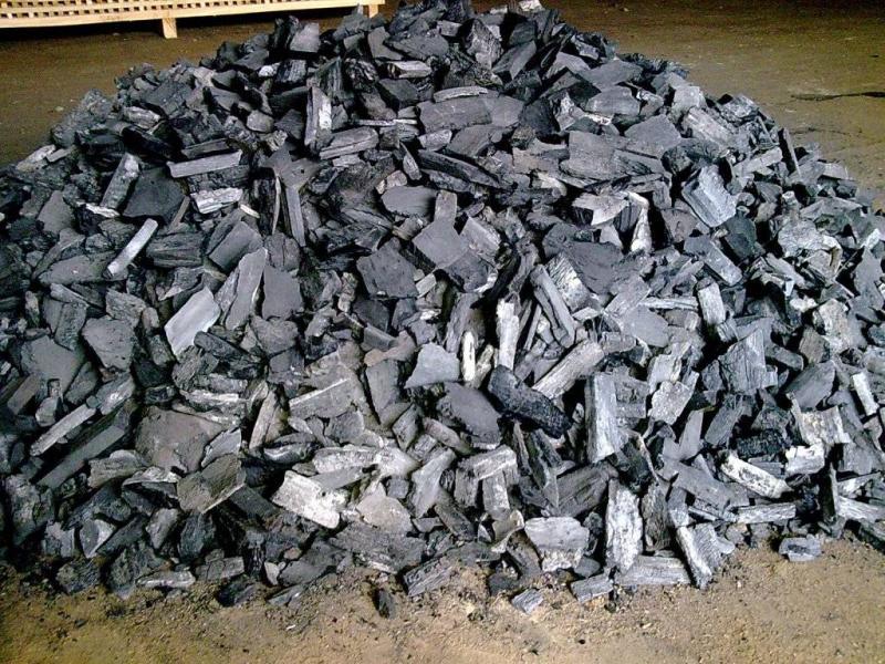 Производство древесного угля: сырьевые факторы