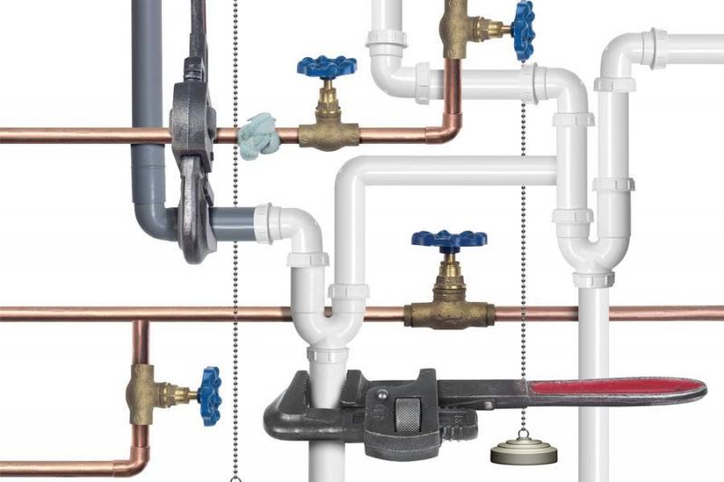 Виды труб для канализации и водопровода
