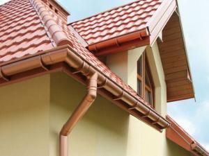 Водосточные системы с гарантией и высоким качеством - roof-art