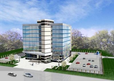 Как недорого построить бизнес-центр