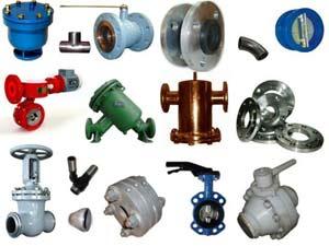Применение промышленной трубопроводной арматуры