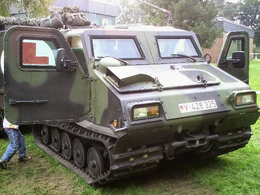 БВ 206С