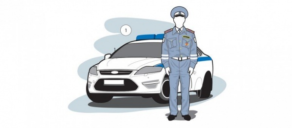 Особенности оснащения автомобиля ГИБДД
