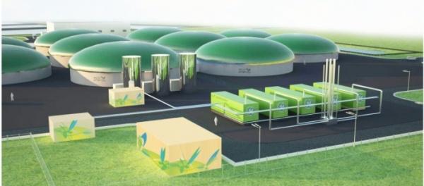 Биогаззаводы: техника, оборудование, результаты
