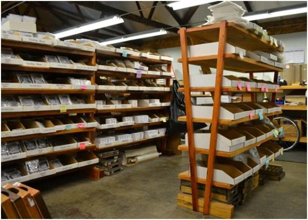 Как недорого оборудовать склад: рекомендации производителя складских стеллажей