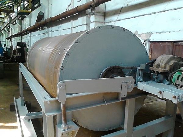 Барабанные магнитные сепараторы от компании ООО НПП