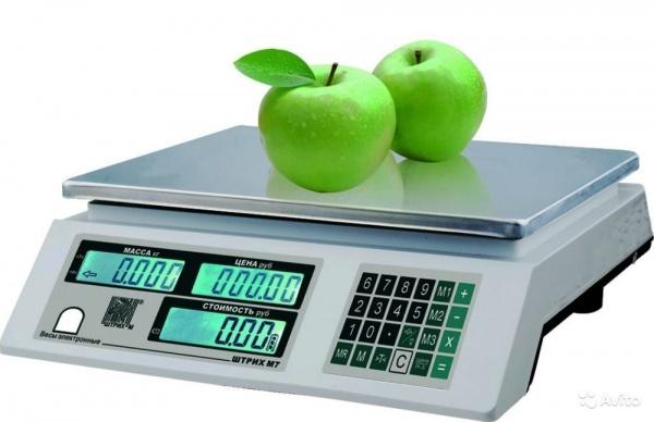 Виды электронных весов и их применение