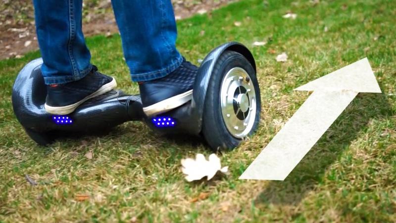 Может ли гироскутер заменить автомобиль?