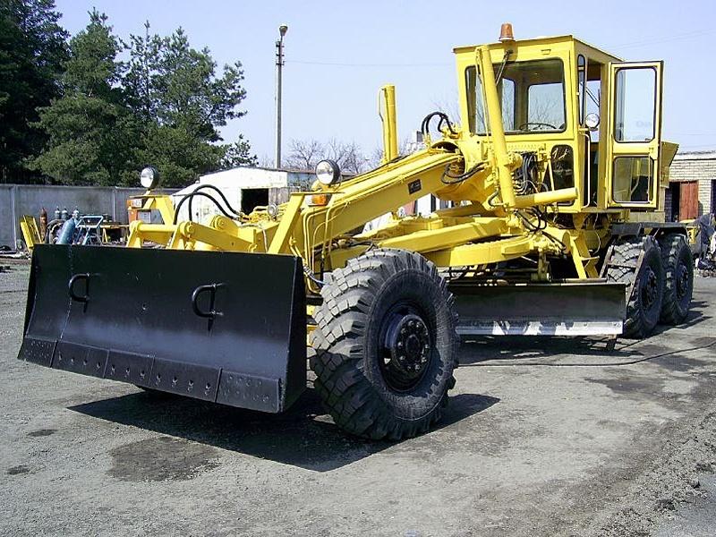 Тонкости выбора автогрейдера для дорожно-строительных работ