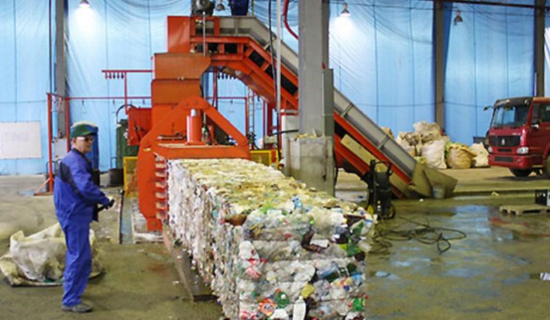 Организация переработки и вывоза мусора