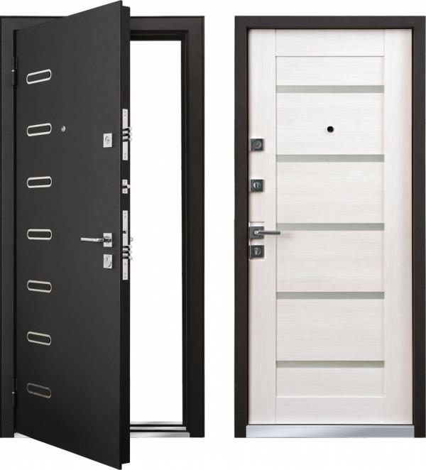 дверь, входная, металлическая
