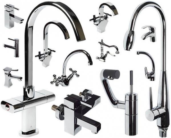Классификация и специфика выборов смесителей для ванной