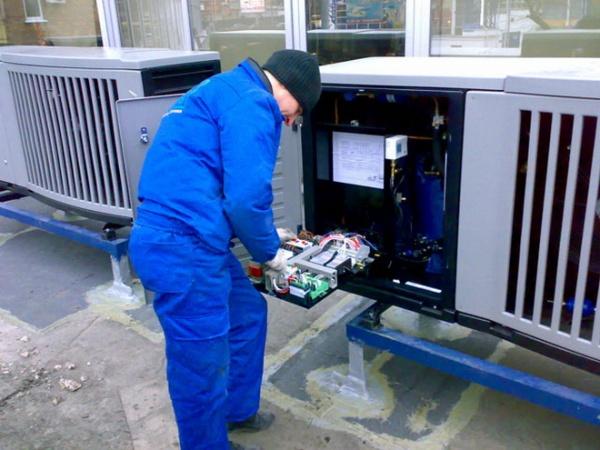 Специфика монтажа холодильного оборудования