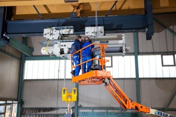 Этапы монтажа и демонтажа грузоподъёмного оборудования