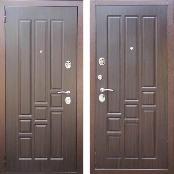 Входные металлические двери – максимум об основных деталях