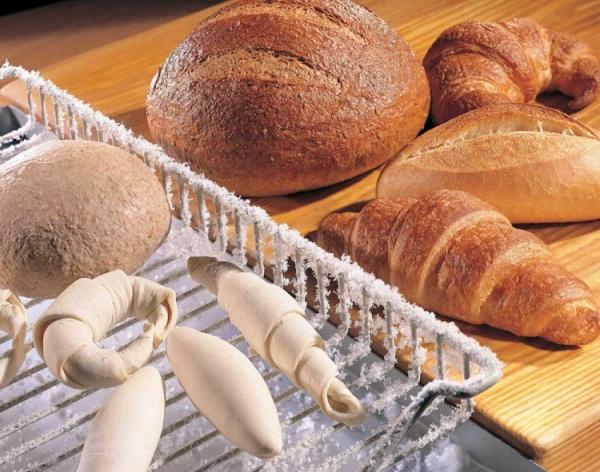 Замороженный хлеб для пекарни - мифы и разоблачения