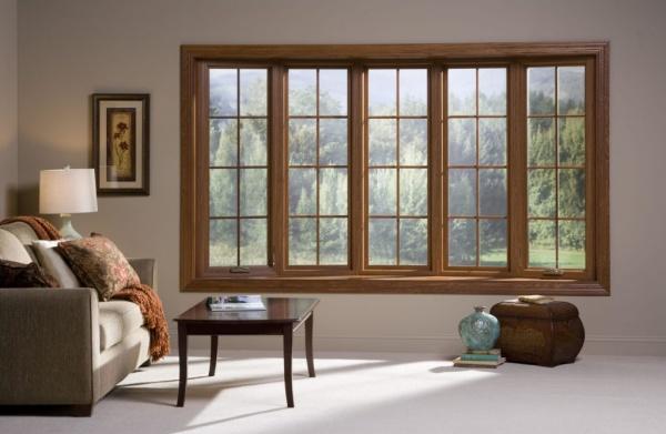 Деревянные окна - основные преимущества