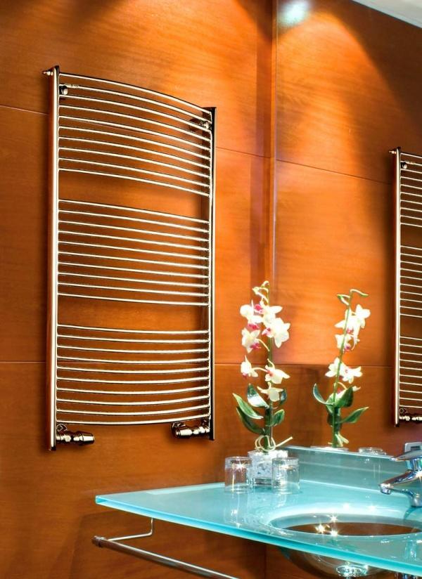 Выбираем полотенцесушитель для ванной комнаты