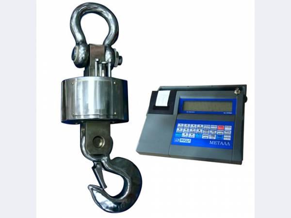 Краново-весовое оборудование с радиоканалом