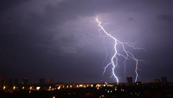 Молния, как источник безграничной энергии