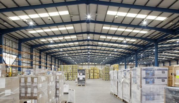 Промышленное освещение и его главные задачи