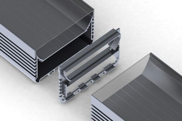 Производство алюминиевого профиля и основные моменты использования данного профиля в строительстве