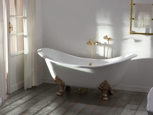 Как заменить и установить ванну