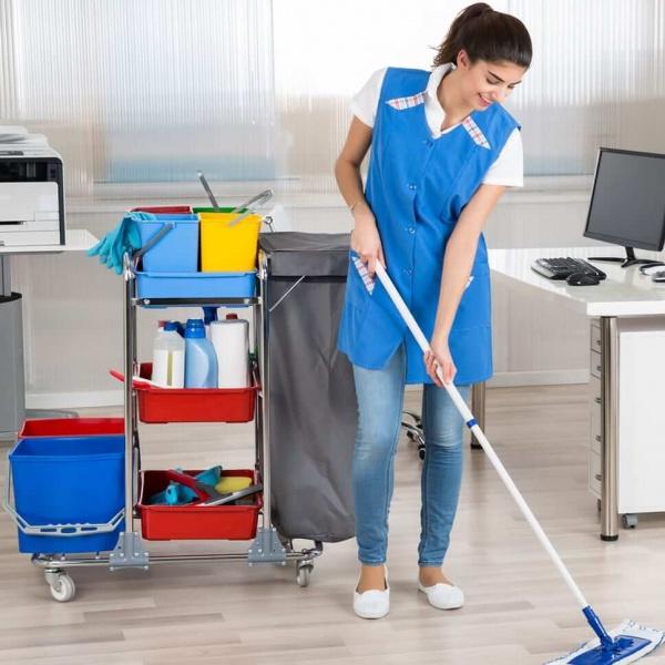 Профессиональная уборка после ремонта - оперативно и качественно