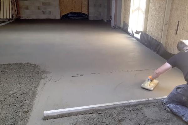 Место бетона в строительной индустрии